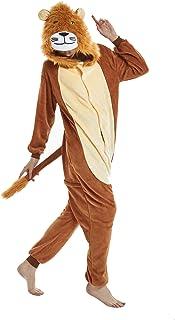 Pijamas de Unicornio Pijamas de UnaPieza Adulto Pijamas Unisexo Adulto Traje Disfraz Adulto Animal Pyjamas