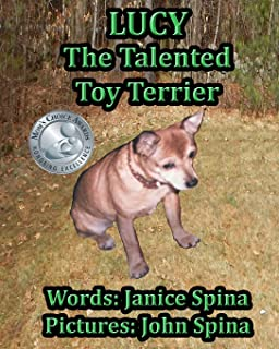 Lucy the Talented Toy Terrier
