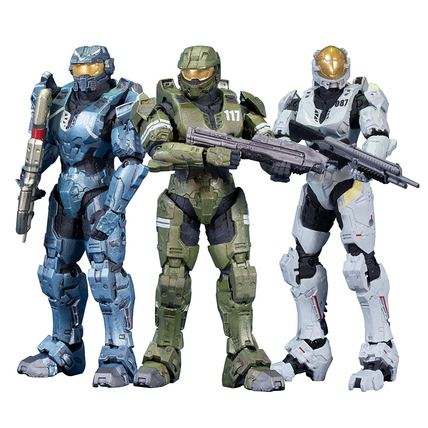 McFarlane Toys Halo Legends - The Package (3-Pack)