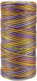 Iris 2-474 Nylon Crochet Thread, 300-Yard, Fiesta Mix