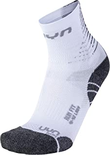 UYN, Lady Run Fit Socks Calcetín. Mujer