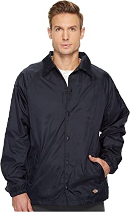 Dickies - Snap Front Nylon Jacket