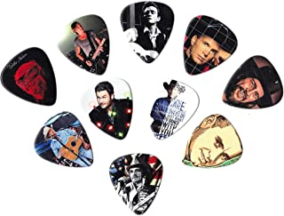 Musical Band Guitar Picks (Country Artists)