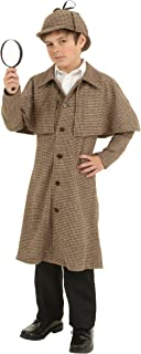 Best sherlock costume kids Reviews