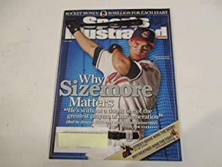 MAY 14, 2007 SPORTS ILLUSTRATED FEATURING GRADY SIZEMORE OF THE ATLANTA BRAVES *WHY SIZEMORE MATTERS -BY TOM VERDUCCI* *ROCKET MONEY: $1 MILLION FOR EACH START* MAGAZINE