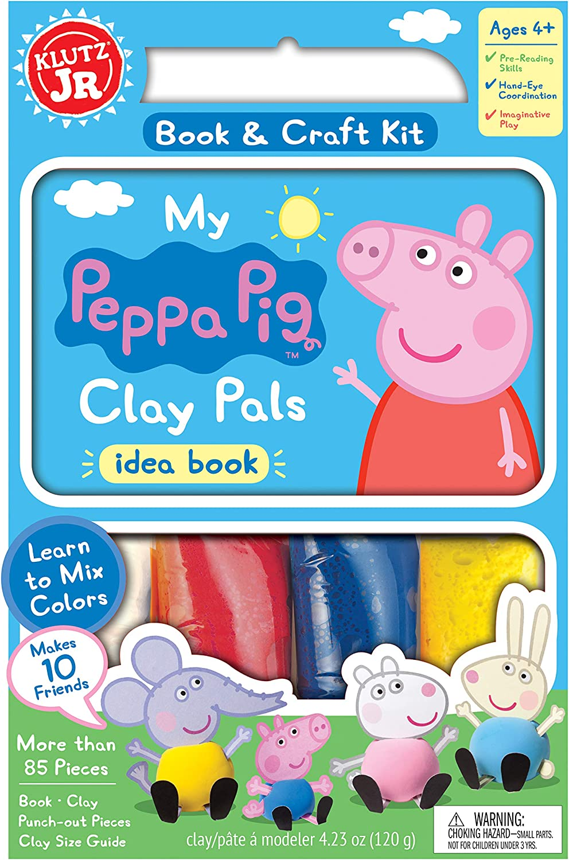 Klutz My Peppa Pig Max 81% OFF Clay Kit Soldering Pals Craft Jr.