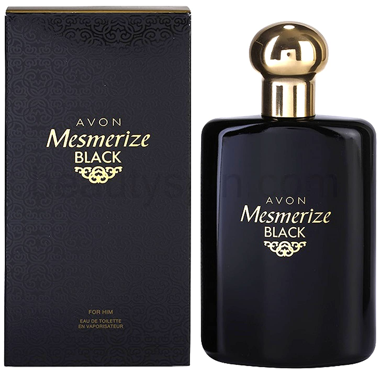 もちろんレプリカ分散AVON Mesmerize Black For Him Eau de Toilette 100ml