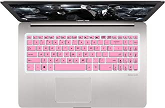Leze - Ultra Thin Keyboard Cover Skin Compatible with 15.6