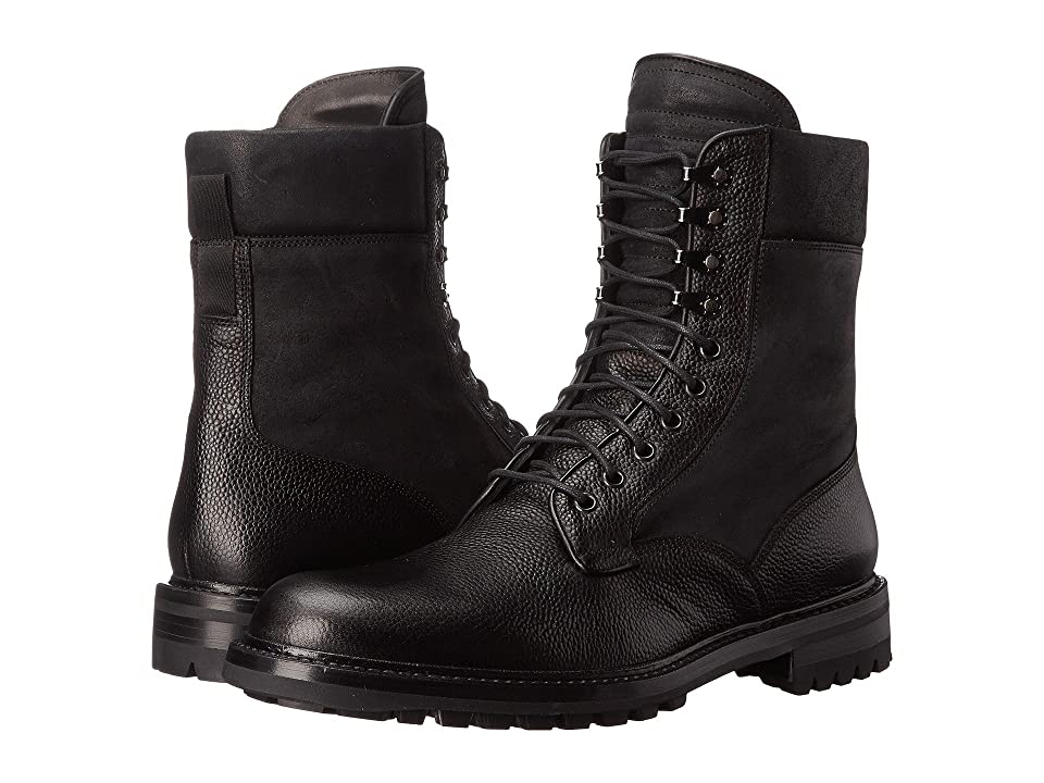 rag & bone Spencer Commando Boot (Black) Men