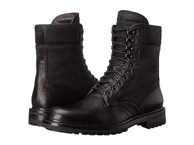 rag & bone Spencer Commando Boot (Black) Men