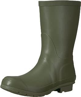 Amazon Brand - 206 Collective Women's Linden Mid Rain Boot