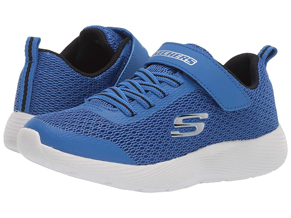 SKECHERS KIDS Dyna Lite (Little Kid/Big Kid) (Royal/Black) Boy