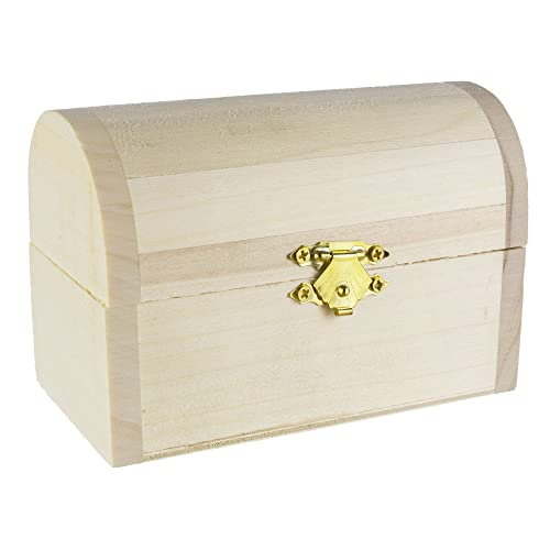Wood Boxes For Crafts Amazon Com