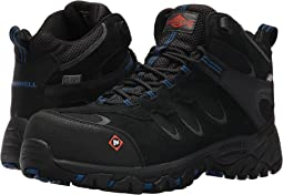 Merrell Work Ridgepass Bolt Mid Waterproof CT