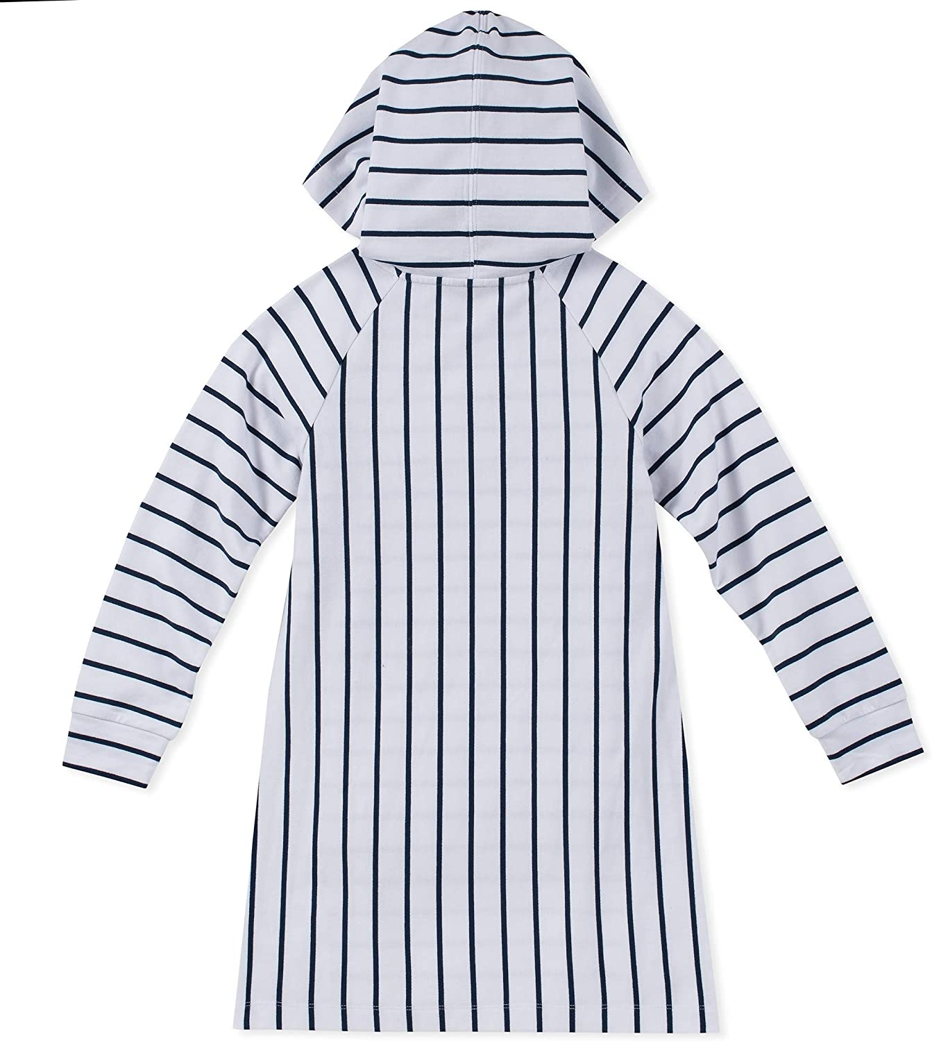 Tommy Hilfiger Girls Hooded Sweatshirt Dress