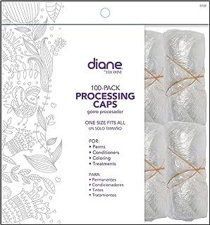 Diane Hair Processing Caps 100 Count