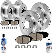 For 2008-2010 Nissan Titan Brake Pad Set Front Raybestos 89769NF 2009