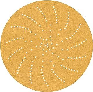 Sanding discs film coated P500 150mm 17 holes