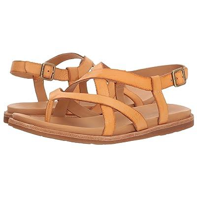 Kork-Ease Yarbrough (Orange Full Grain Leather) Women
