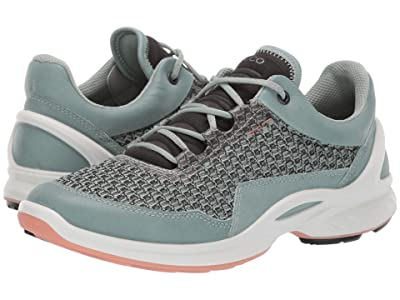ECCO Sport Biom Fjuel Lace (Ice Flower/Muted Clay) Women