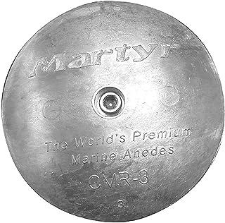 Martyr CMP-06, Rudder/Trim Tab Disc Anodes, Stainless Steel Allen Head
