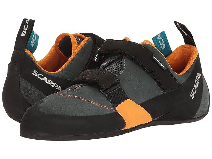Scarpa  Force V (Mangrove/Papaya) Mens Shoes