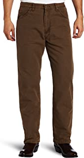 Men's Big And Tall Rugged Wear Woodland Thermal Jean