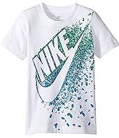 Nike Kids - Exploding Nike Futura Tee (Toddler)
