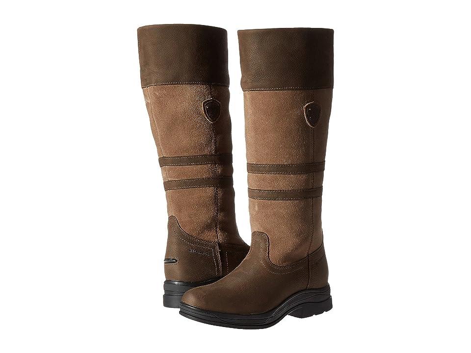 Ariat Ambleside H2O (Flaxen) Cowboy Boots