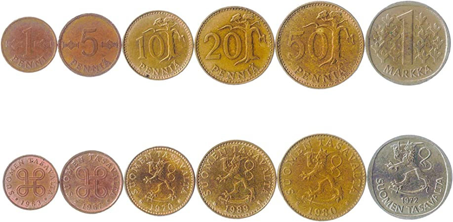 Stock Photo 25 Franc BELGIUM ORIGINAL COIN ROLL 50 Centime 1998 UNC 50 coins