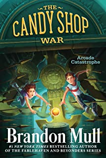 Arcade Catastrophe (2) (The Candy Shop War)