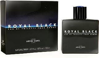 Royal Black Eau de Toilette hombre 100 ml - ¡EL REY ESTÁ AQUÍ!