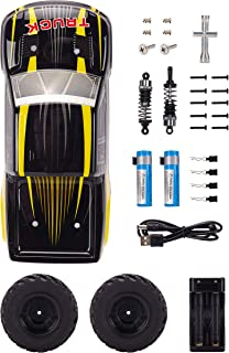 BEZGAR RC Car Spare Parts kit Apply for BZR 1 Car Accessories Kit