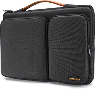 tomtoc 360 Protective Laptop Sleeve for 13.3 Inch Old MacBook Air, MacBook Pro Retina 2012-2015 13.5 Inch Microsoft Surface Book, Surface Laptop, ThinkPad X1 Carbon (5/ 6th Gen)