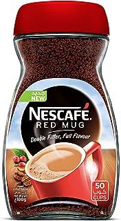 قهوة سريعة الذوبان ريد ماج من نسكافيه، 100 غرام