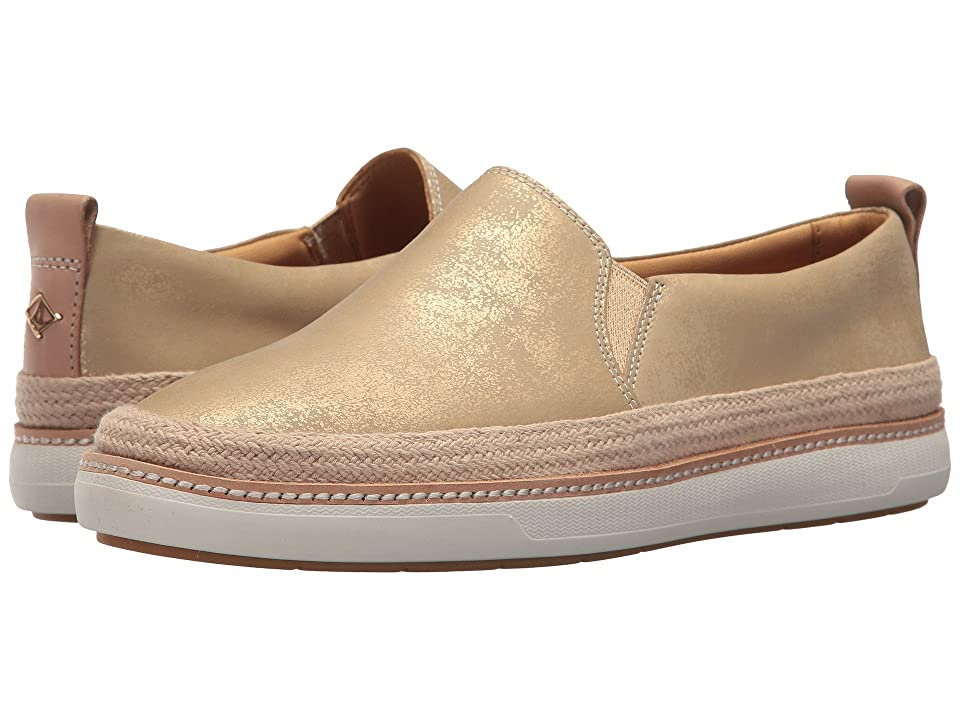 Sperry Rey Jute Wrap (Platinum) Women