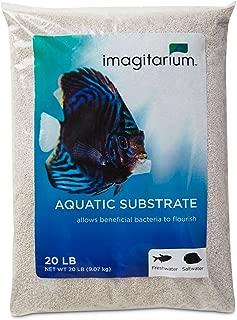 Imagitarium White Aquarium Sand
