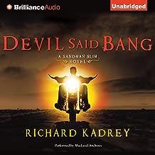 Devil Said Bang: Sandman Slim, Book 4