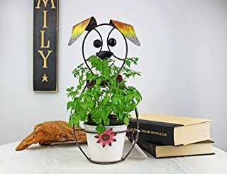 Best dog shaped outdoor planters Reviews