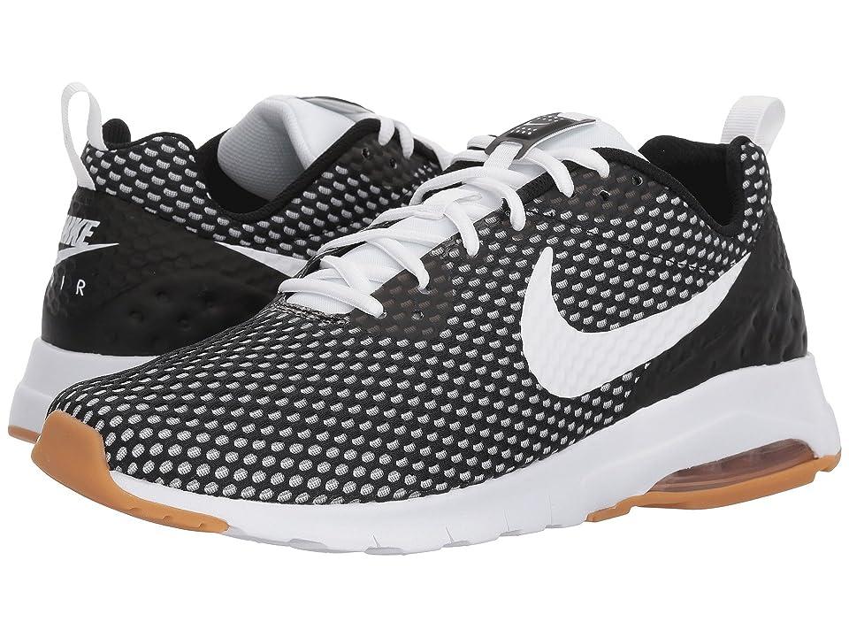 Nike Air Max Motion Low SE (Black/White/Gum Light Brown) Men