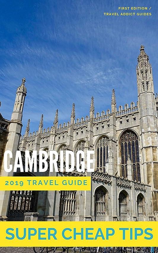 シーサイド死すべき避難するSuper Cheap Cambridge - Travel Guide 2019: Enjoy a $1,000 trip to Cambridge for under $150 (English Edition)