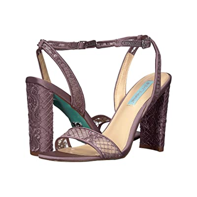 Blue by Betsey Johnson Kani (Dusty Lilac) High Heels