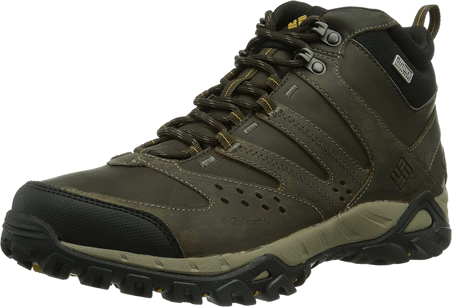 Columbia Men's Peakfreak Xcrsn Mid Leather Outdry, Hiking shoes