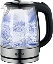 SONA Glass Kettle, 1.7L, (SK 5050)