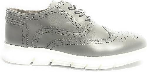 TONY WILD , Chaussures de Ville à Lacets pour Homme gris gris