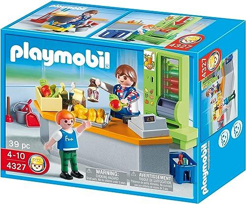 tienda de descuento Playmobil - Colegio Colegio Colegio Cafetería (4327)  60% de descuento