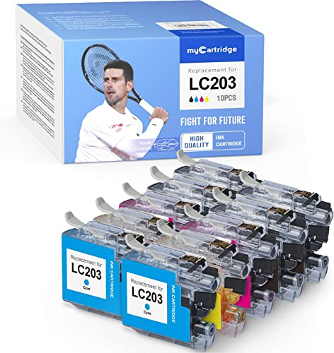 lowest MYCARTRIDGE Compatible Ink Cartridge Replacement for 2021 Brother LC203 LC203XL for MFC-J480DW MFC-J485DW MFC-J4620DW MFC-J460DW MFC-J880DW MFC-J885DW (4 Black, 2 wholesale Cyan, 2 Magenta, 2 Yellow, 10-Pack) sale