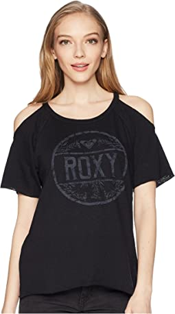 Roxy Luv Bug Shoulder Tee