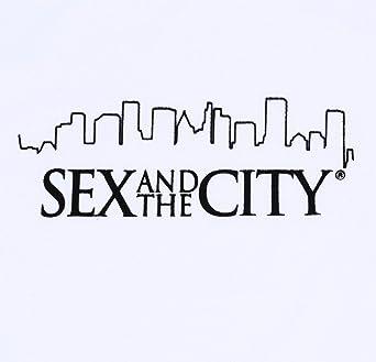 Camiseta Blanca Sex and The City