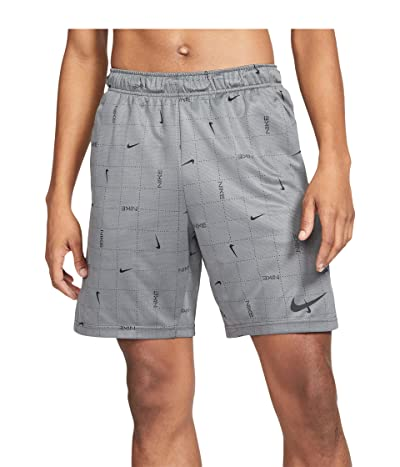 Nike Dry Shorts All Over Print SP (Iron Grey/Black) Men